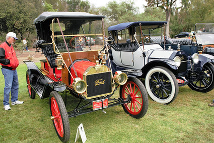 Hundreds Of Classics Primed For Fallbrook Vintage Car Show Village - Mesa car show
