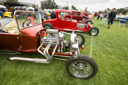 Vintage Car Show Turns Golden Village News - Mesa car show